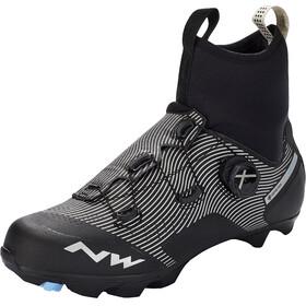 Northwave Celsius XC Arctic GTX Zapatillas MTB Hombre, negro/gris